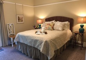CH Bailey House Bedroom